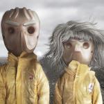 Natalia Molinos and Fran R. Learte: 3D designs of Spanish duo NastPlas