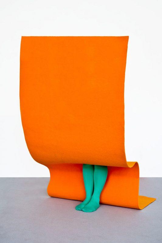 Orange breeze by Guda Koster