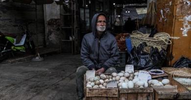 The Iranian Hardship by Erfan Yazdanpanahi