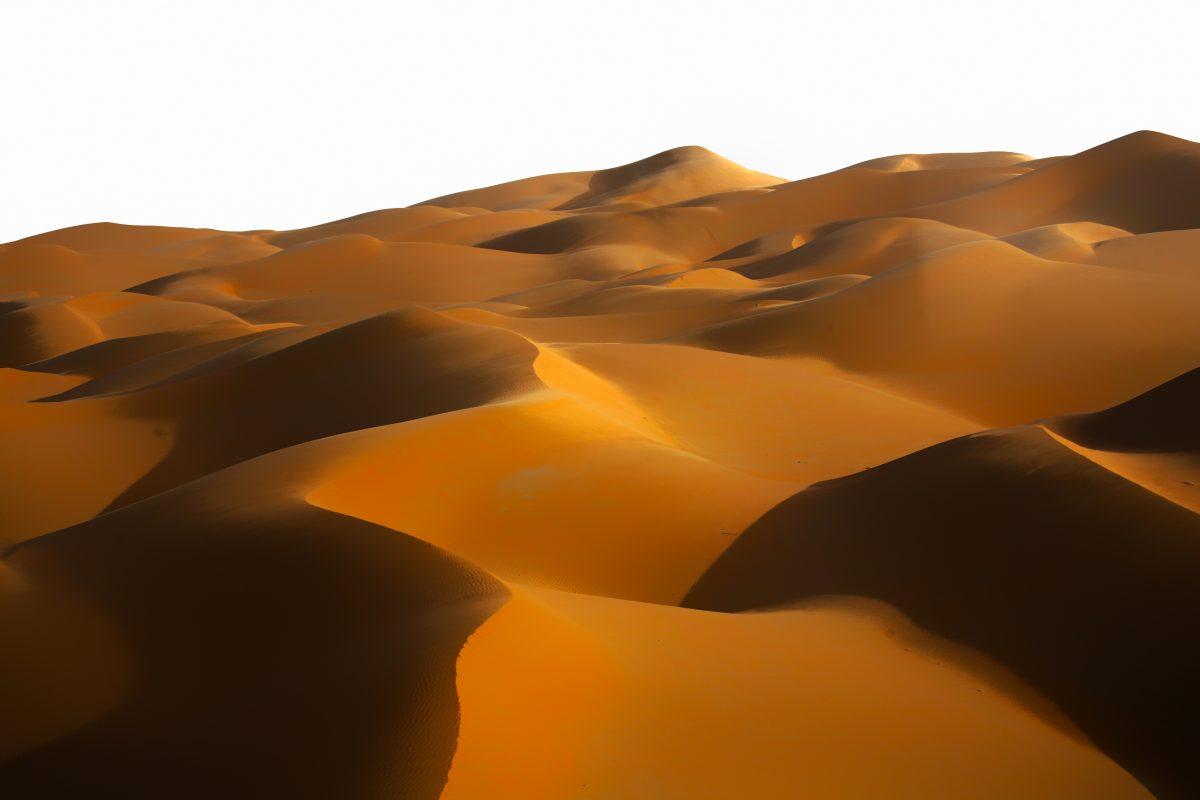 The Arabian Desert by the eyes of its people by Sadiq AlQatari