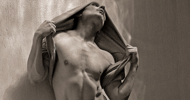 In the classical tradition of the male nude by Gregg Friedberg