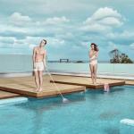 Surrealistic conceptual works bathed in color by Elena Paraskeva