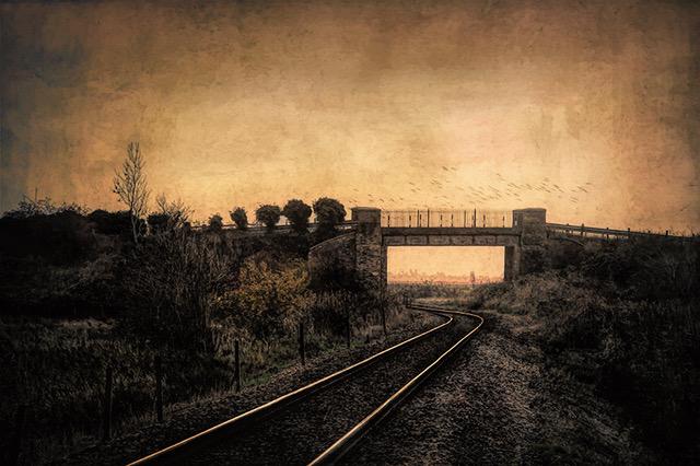Rail tracks & Bridge