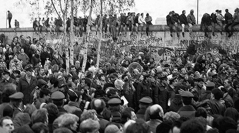 Turning period <br />»Wendezeit 1989 – 1990« <br />Berlin Germany by Dietmar Bührer
