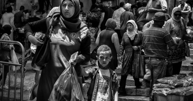 The other face of Jerusalem by Fadwa Rouhana