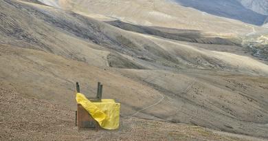 Unusual Landscapes by Kaushik Dolui