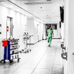 Hospitals are surreal by Ruth Penn