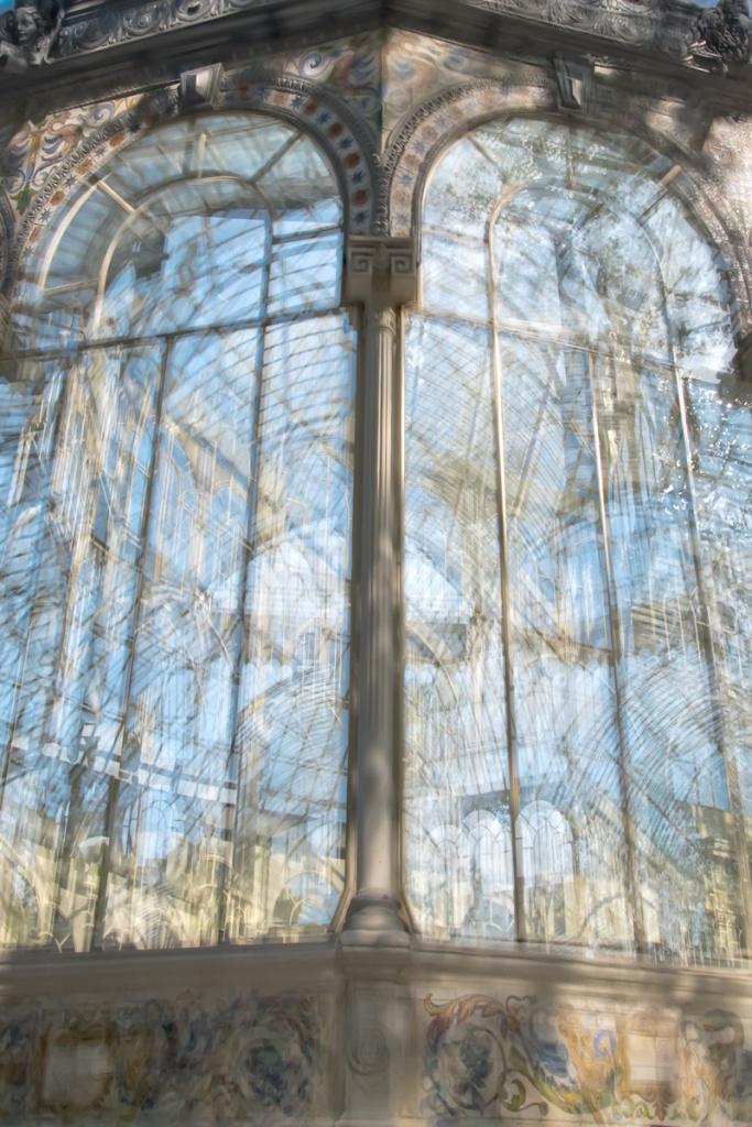 Rear Window II by Ángel Castillo Perona