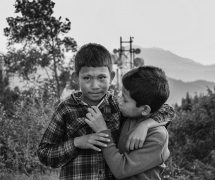 Brothers by Chaitra Arjunpuri
