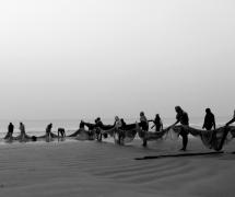 Life of fishermen by Saptarshi Rakshit