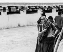 Monks by Chaitra Arjunpuri