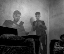 Scattered spirits by Majd Arandas