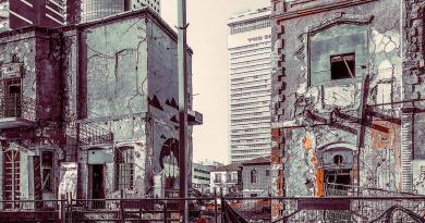 Demolition by Ruth Penn
