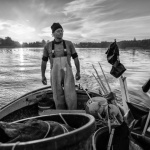 Turn of the times. The fishermen from Holm in Schleswig on the Schlei. Photographs by Holger Rüdel