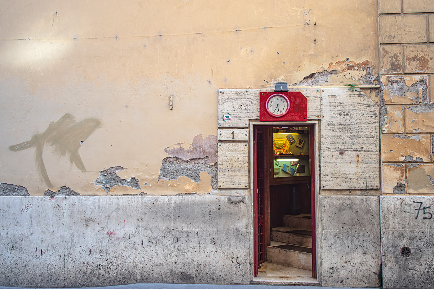 Giuseppe Francavilla: Tempus fugit (Time Flies)