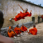 Magnum Photographer Steve McCurry – The Eyes of Humanity