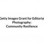 Photojournalism Grant