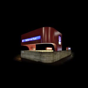 Fehrberliner Underground by LenaLisken