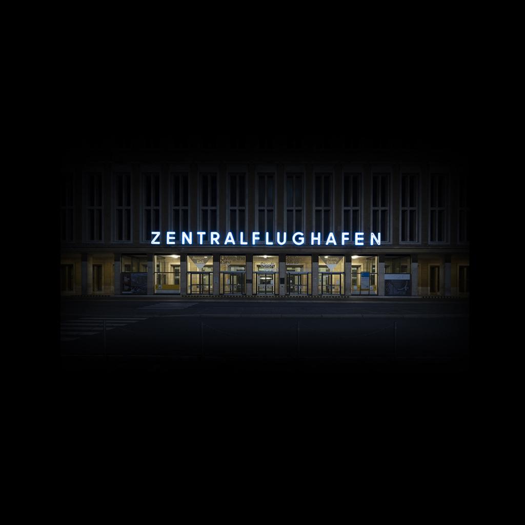 Zentralflughafen by Lena Lisken