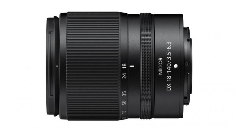 Nikon develops new Z-series all-round zoom lens