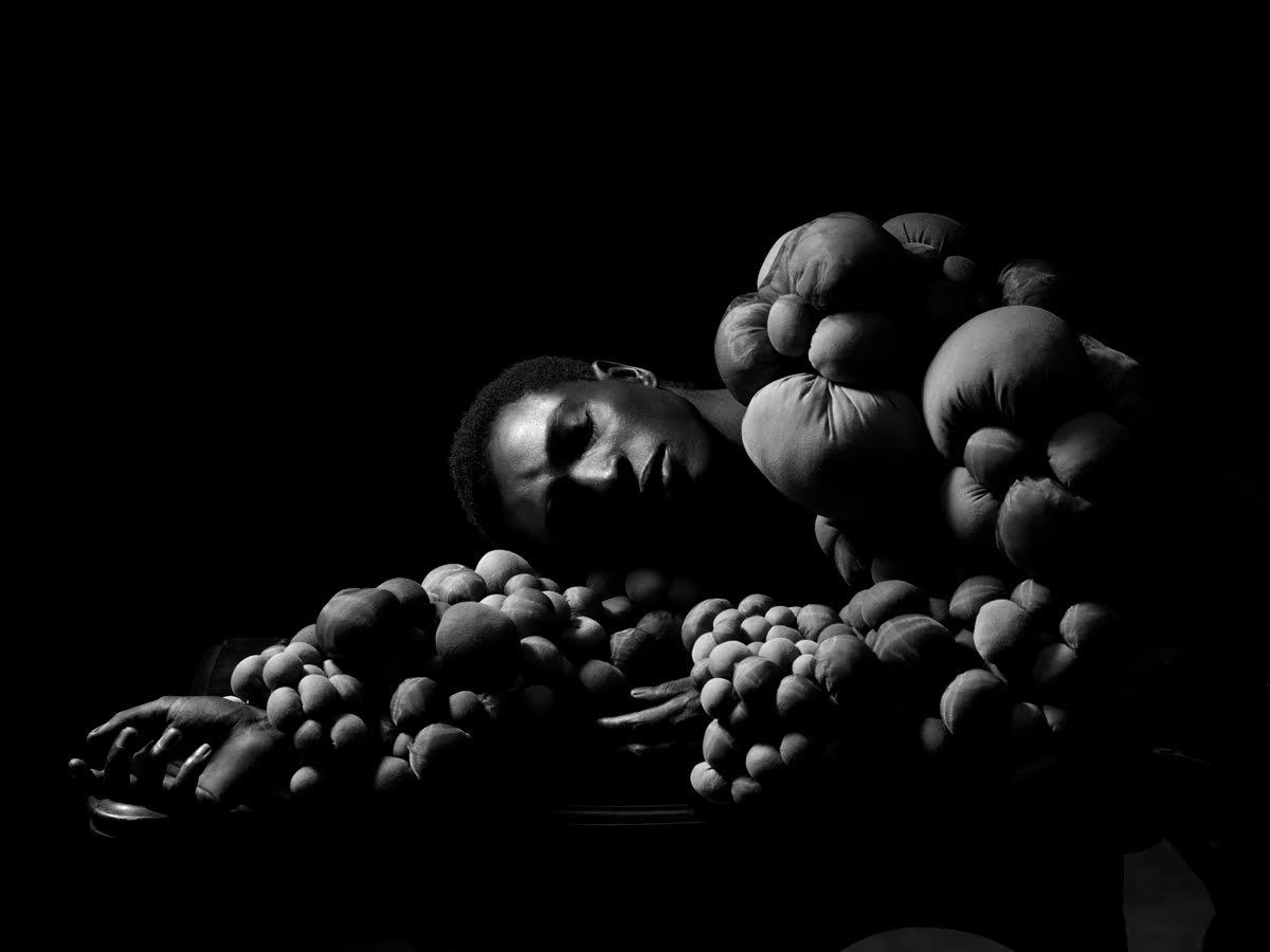 Renata Dutree: Shadows of my Mind II (Portrait of Jude)