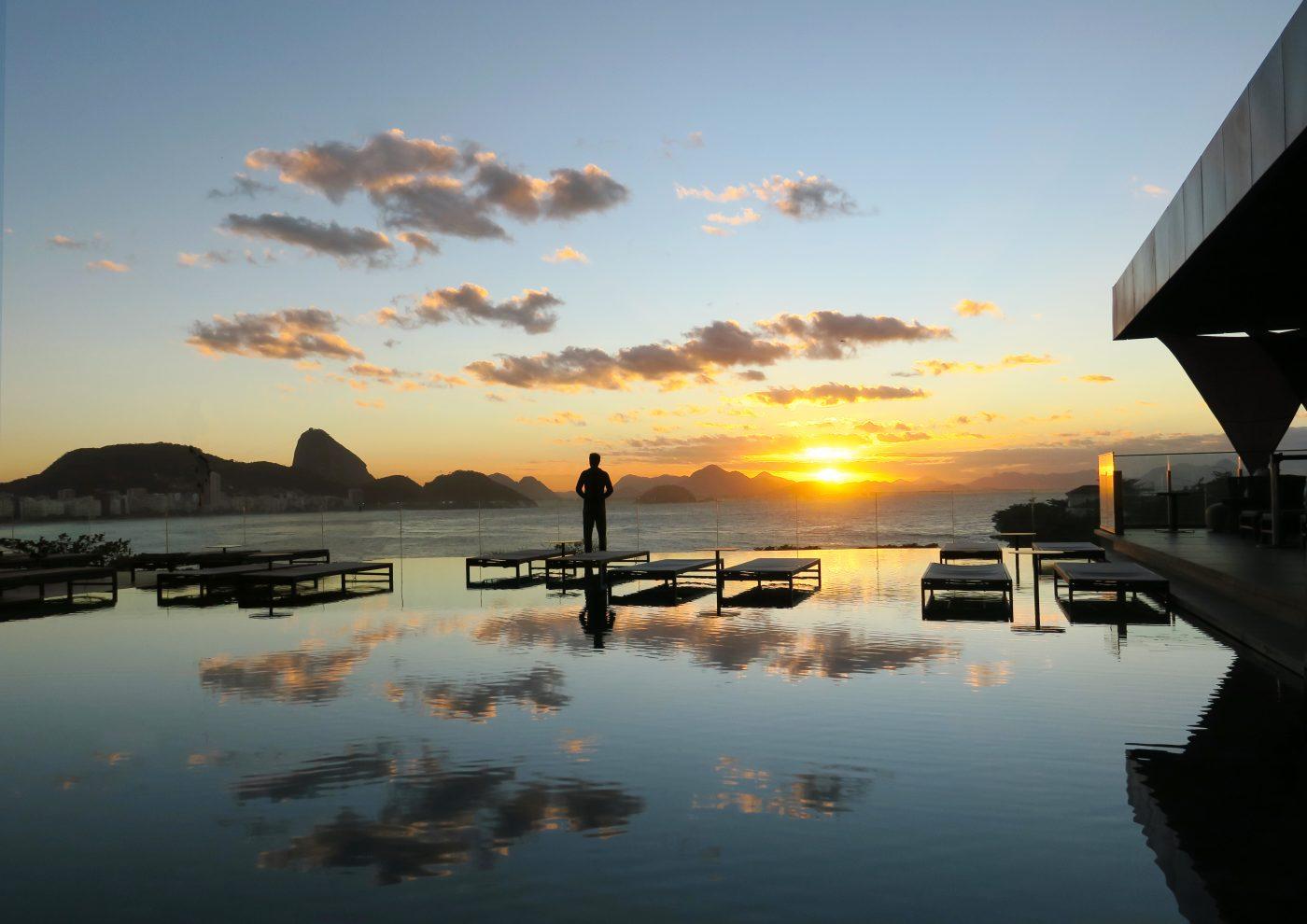 1-Infinity Pool at Fairmont Hotel & Resort Copacabana - Rio de Janeiro-architect Patricia Anastassiadis