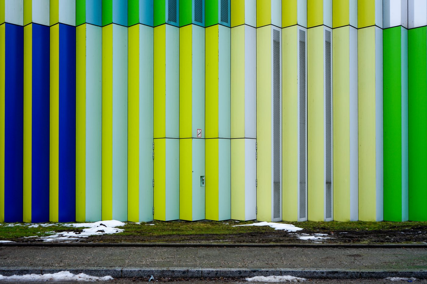 By the roadside # 1308 Munich (MIRA Shoppingcenter Part 2)