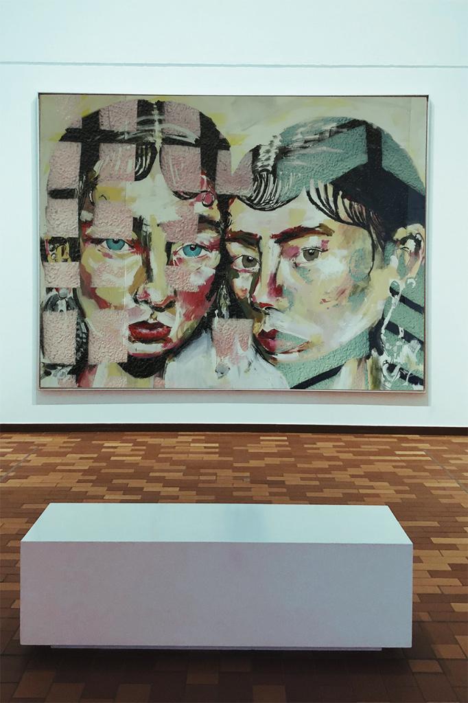Sisters by Hermann Fuchs