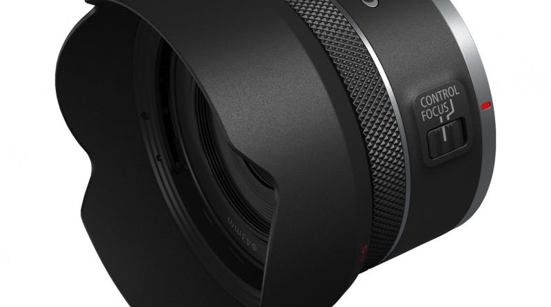 Canon introduces new lenses for the EOS R system