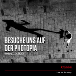 Canon provides extensive experience programme at PHOTOPIA in Hamburg