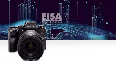 Sony wins EISA Awards 2021-2022