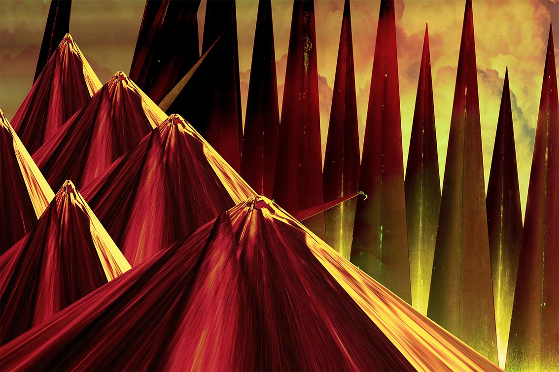 Exodus by Hermann Fuchs