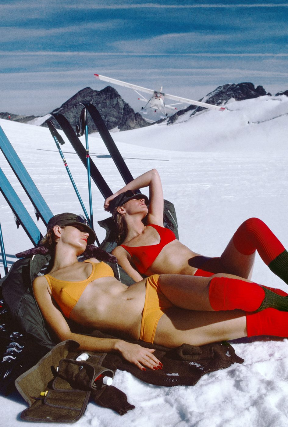 Hans Feurer_Mont Blanc