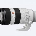Sony presents: The new FE 70-200 mm F2.8 GM OSS II telephoto lens